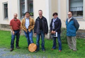 Besuch MdL Günther - 2012